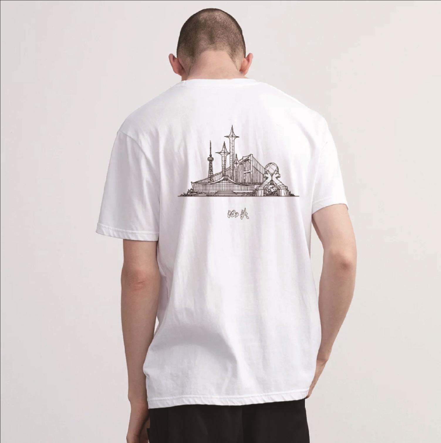 40周年改革展览T恤(21个城市)(汕头)